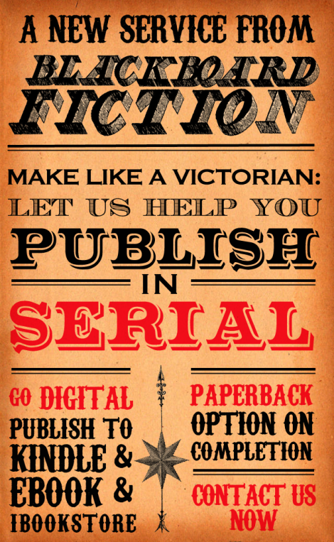 publish in serial